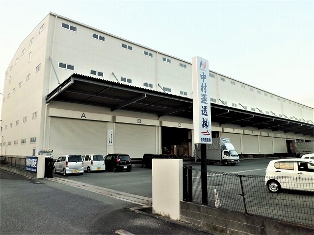 道海島倉庫